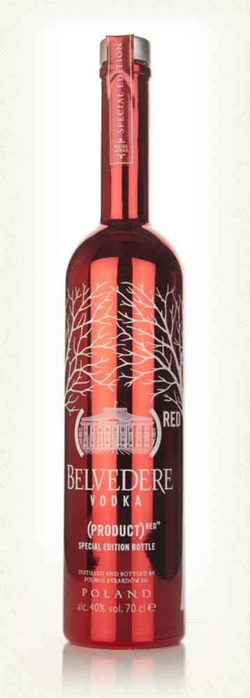 Belvedere (RED) Special Edition