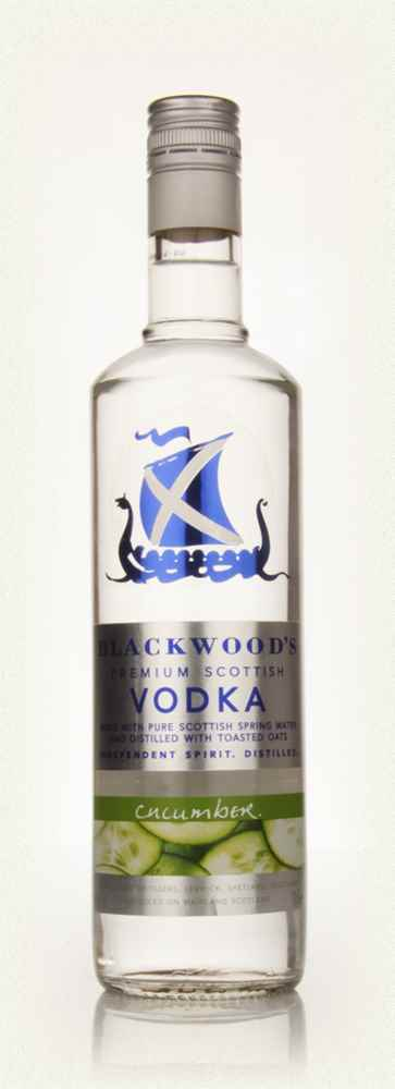 Blackwoods Cucumber Vodka