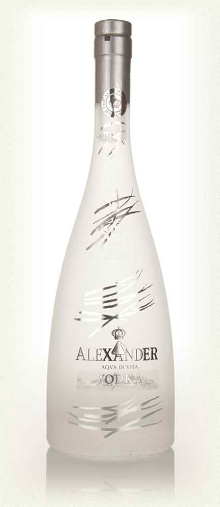 Alexander Colors Vodka