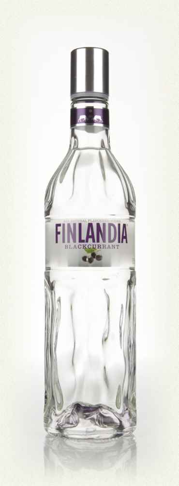 Finlandia Blackcurrant 37.5%