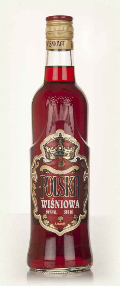 Lubushka Wisniowa Cherry Vodka 50cl