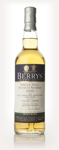 Allt a Bhainne 16 Year Old 1995 (Berry Bros. & Rudd