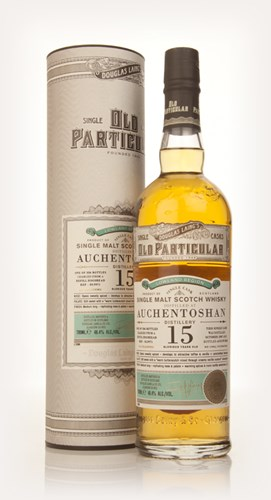 Auchentoshan 15 Year Old 1997 (cask 9971) - Old Particular (Douglas Laing)