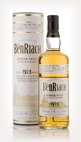 BenRiach 29 Year Old 1975