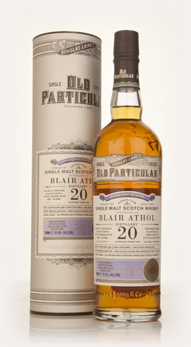 Blair Athol 20 Year Old 1993 (cask 9908) - Old Particular (Douglas Laing)