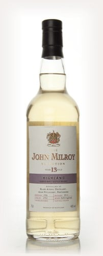 The John Milroy 13 Year Old Highland (Berry Bros. & Rudd)