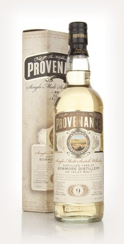 Bowmore 9 Year Old 1999 - Provenance (Douglas Laing)