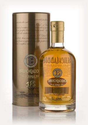 Bruichladdich 18 Year Old (2nd Release)
