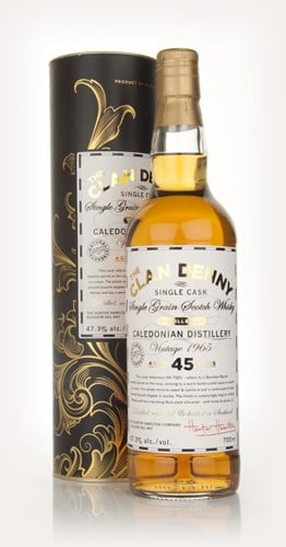 Caledonian 45 Year Old 1965 - The Clan Denny (Douglas Laing)