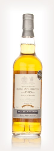 Caol Ila 1983 (Berry Bros. & Rudd)