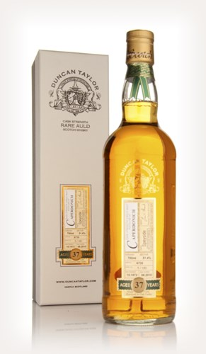 Caperdonich 37 Year Old 1972 Cask 6735 - Rare Auld (Duncan Taylor)