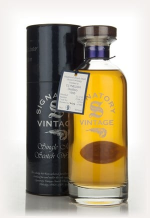 Clynelish 16 Year Old 1995 (cask 12793) - Ibisco Decanter (Signatory)