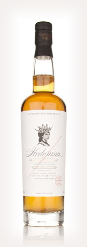Compass Box Hedonism 10th Anniversary