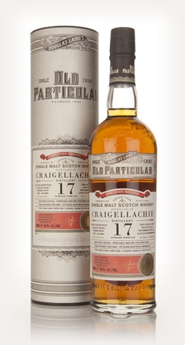 Craigellachie 17 Year Old 1995 (cask 10052) - Old Particular (Douglas Laing)