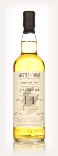 Dalmore 14 Year Old 1996 – Single Cask (Master of Malt)
