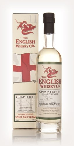 English Whisky Co. Chapter 11 20cl