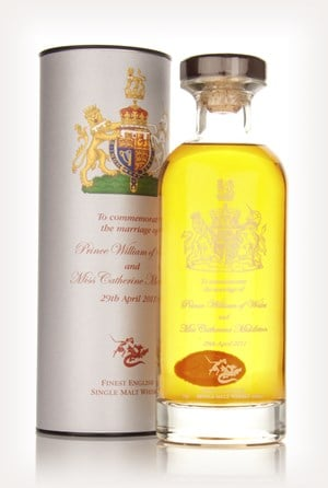 English Whisky Royal Marriage
