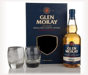Glen Moray Classic With 2 Glasses