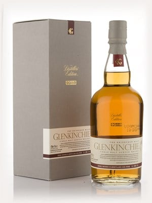 Glenkinchie 1995 Amontillado Finish - Distillers Edition
