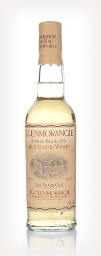 Glenmorangie 10 Year Old 35cl (Old style bottling)