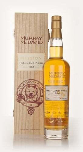 Highland Park 26 Year Old 1984 - Mission (Murray McDavid)