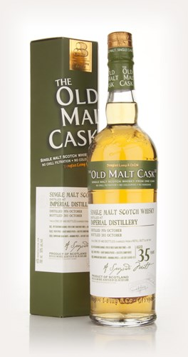 Imperial 35 Year Old 1976 - Old Malt Cask (Douglas Laing)