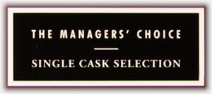 Inchgower 1993 - Managers Choice