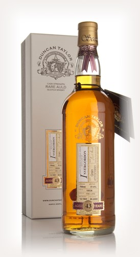 Invergordon 43 Year Old 1965 - Rare Auld (Duncan Taylor)