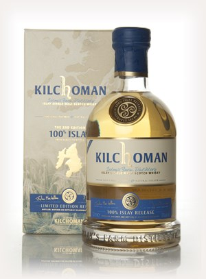 Kilchoman 100% Islay - 2nd Edition