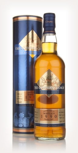 Mortlach 1990 - The Coopers Choice (The Vintage Malt Whisky Co.)
