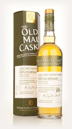 Mortlach 18 Year Old 1995 (cask 9882) - Old Malt Cask (Hunter Laing)