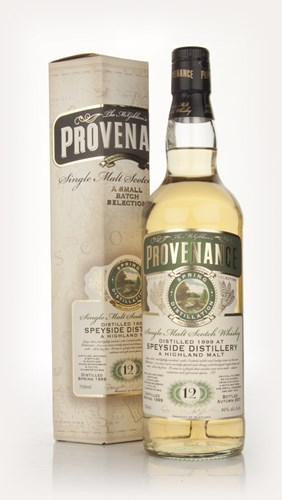 Speyside 12 Year Old 1999 - Provenance (Douglas Laing)