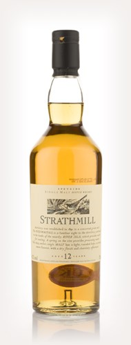 Strathmill 12 Year Old - Flora and Fauna