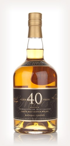 Tamnavulin 40 Year Old - Anniversary Selection (Speciality Drinks)