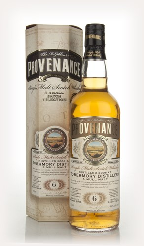 Tobermory 6 Year Old 2006 (cask 8760) - Provenance (Douglas Laing)