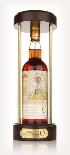 "Glenfarclas 40 Year Old - Scottish Classic ""Pieces of Eight"""