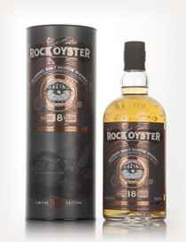 Rock Oyster 18 Year Old