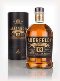 Aberfeldy 18 Year Old 1l 3cl Sample