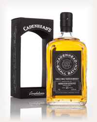 Aberlour 23 Year Old Small Batch (WM Cadenhead)