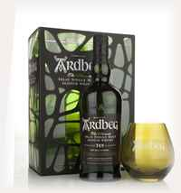 Ardbeg 10 Year Old with Glass Gift Pack