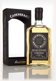 Auchentoshan 23 Year Old 1992 - Small Batch (WM Cadenhead) 3cl Sample