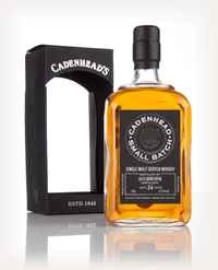 Auchroisk 24 Year Old 1989 - Small Batch (Cadenhead)