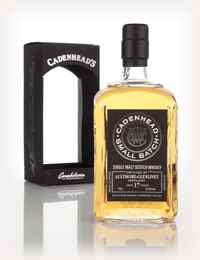 Aultmore 17 Year Old 1997 - Small Batch (WM Cadenhead) 3cl Sample