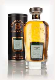 Balmenach 25 Year Old 1988 (cask 2819) - Cask Strength Collection (Signatory) 3cl Sample