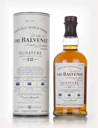 Balvenie Signature 12 Year Old Batch 005