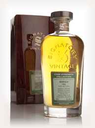 BenRiach 42 Year Old 1966 - Cask Strength Collection Rare Reserve (Signatory Bottling)