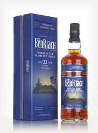 BenRiach 22 Year Old Moscatel Wood Finish 3cl Sample
