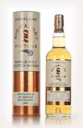 Benrinnes 19 Year Old 1997 (cask 3010 & 3011) - Signatory