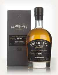 Benrinnes 20 Year Old 1997 (Scotland Grindlay)