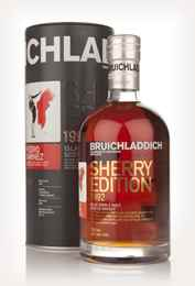 Bruichladdich 17 Year Old Pedro Ximénez Sherry Cask Finish